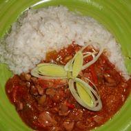 Zeleninová čína recept