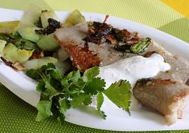 Sumeček africký s čínskym zelím recept
