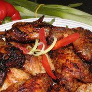 Kuřecí křidýlka po čínsku recept
