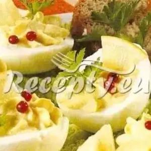 Ředkvičky s vejci recept  zeleninové pokrmy