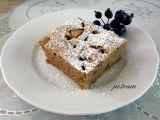 Hruškový koláč s teffovou moukou bez lepku, mléka a vajec recept ...