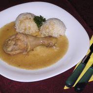 Kuřecí stehna na zázvoru recept