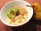 Dobré ráno s hruškou, meduňkou a skořicí recept