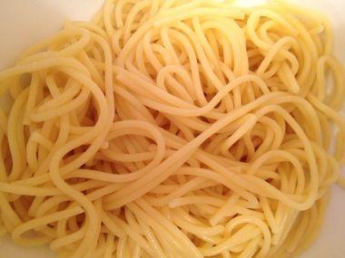 Špagety po uklířsku mé tety