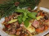 Šumavská živáň recept