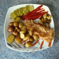Pečené brambory po našem recept