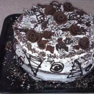 Kakaový čoko dort recept