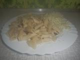 Kantonské nudle upravené recept