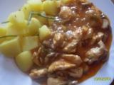 Kuřecí prsa na hlívě ústřičné a řapíkatém celeru recept  TopRecepty ...