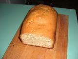Jemný chlebíček z pekárny recept