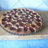 Švestkový koláč bez droždí recept