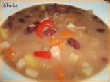 Dvouluštěninová polévka recept