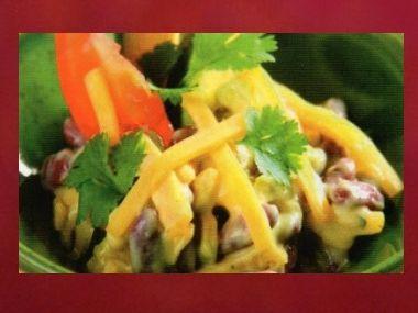 Večeře 49  Mexický salát