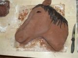 Dort koňská hlava recept