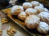 Ořechové koláčky (cukroví) recept