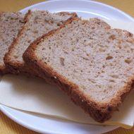 Škvarkový chléb z domácí pekárny recept