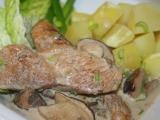Kuře na bresský způsob (Francie) recept