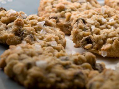 Kokosové sušenky s čokoládou