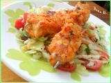 Kuřecí vlnky v zeleninové marinádě recept