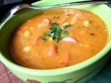 Fazolová polévka rychlá recept