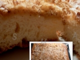 Máslový koláč recept