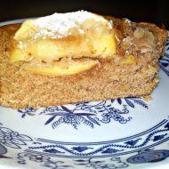 Turecký nekynutý jablkový koláč recept
