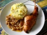 Pikantní králík recept
