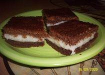 Buchta a la kráva Milka recept
