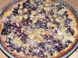 Jeřabinový koláč recept