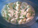 Zapecene cukety s bramborami a masem recept