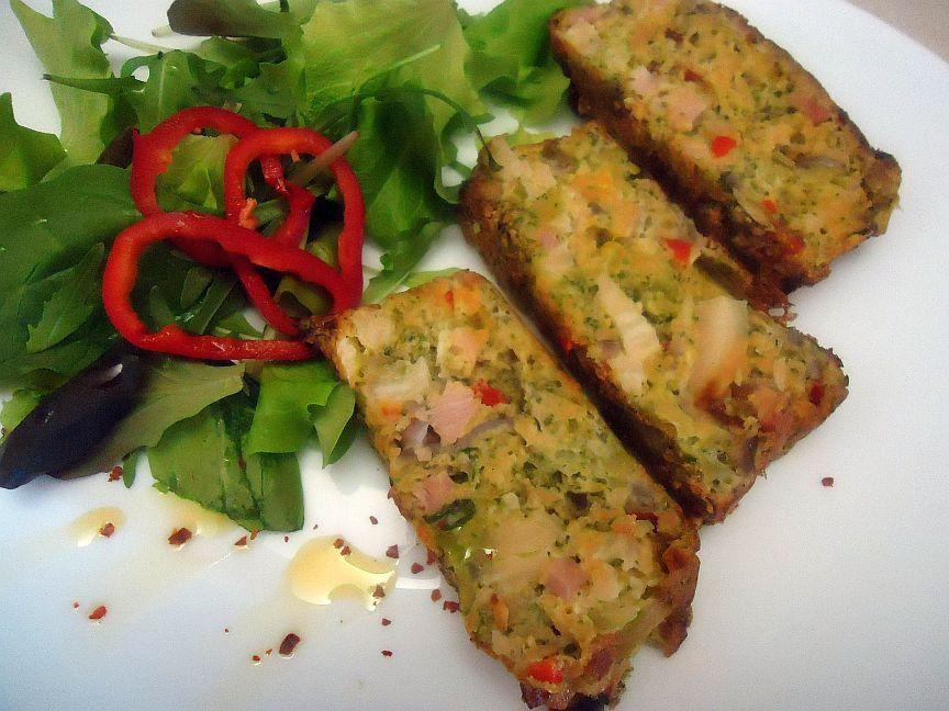 Nákyp s brokolicí a tuřínem recept