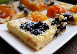 Kecaný koláč (Kleckslkuchen) recept