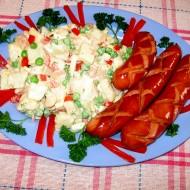 Bramborový salát recept