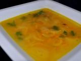 Rychlá cibulová polévka recept