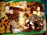 Vánoční pečení 2008 recept