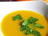 Krémová zeleninová polévka recept