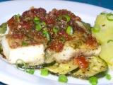 Ryba v rajčatovém kabátku recept