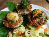 Masovo  zeleninové muffiny recept