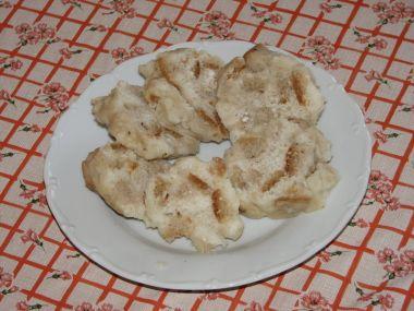 Rychlý chlebový knedlík