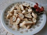Babiččiny oříškové suchárky recept