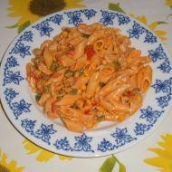 Francouzský těstovinový salát recept