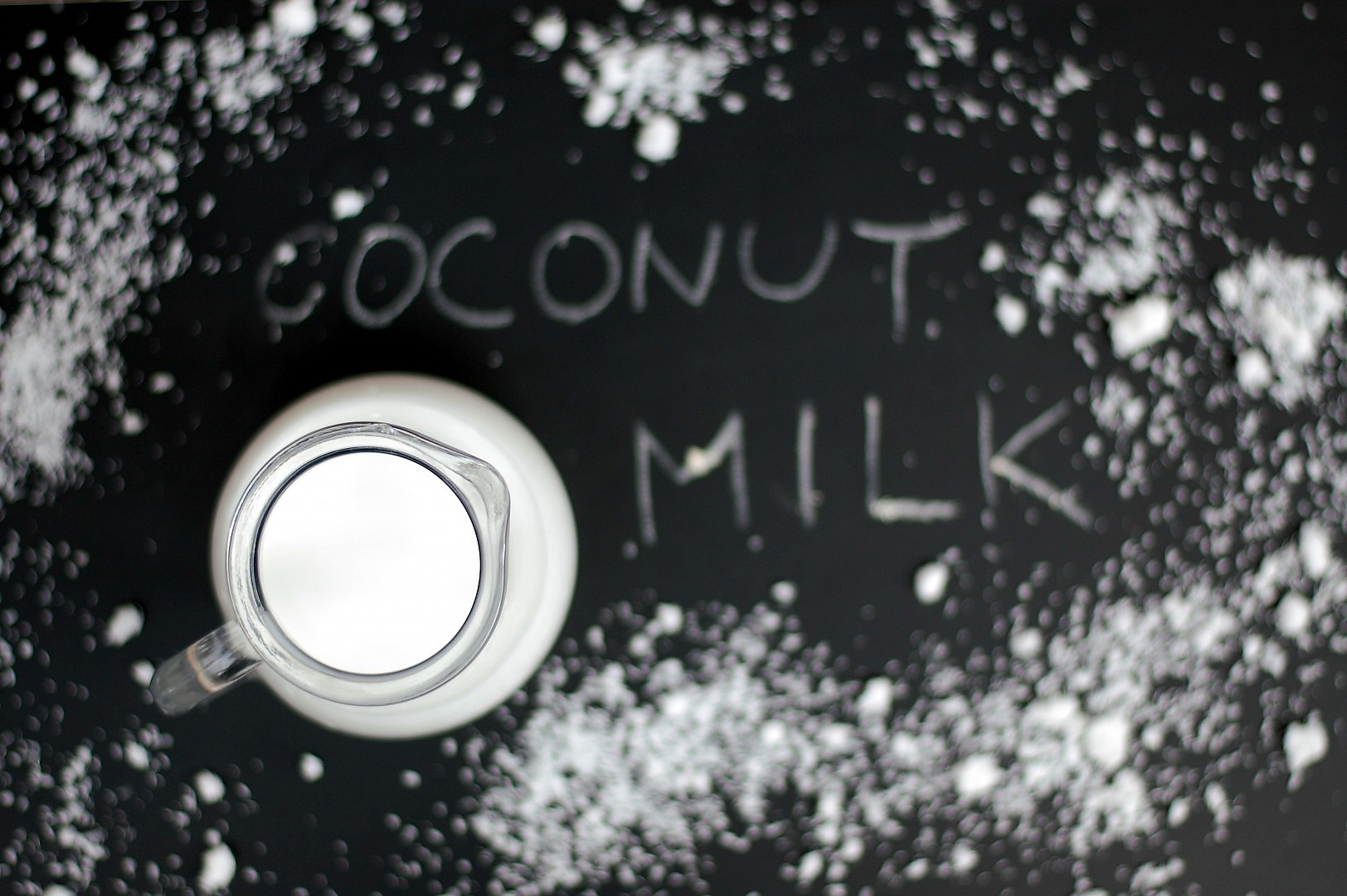 Kokosové mléko recept