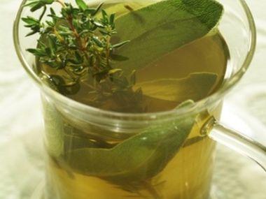 Mátový čaj na žaludek