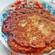 Krkovička v bramborovo-sýrovém těstíčku recept