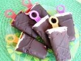 Domácí nanuky s čokoládovou polevou recept