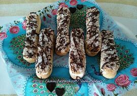 Piškoty s lahodným krémem, obalené v kokosu recept