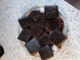 Kefírové řezy s polevou recept