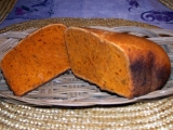 Chléb s rajčatovým protlakem a olivami recept