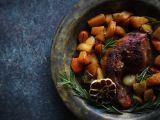 Kuře na zimní zelenině recept