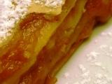 Babiččin meruňkovo  jablečný závin recept